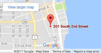 201 South 2nd Street,Suit 20134,Fort Pierce, FL 34950